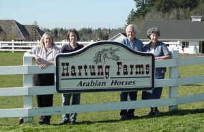 Hartung Farm People